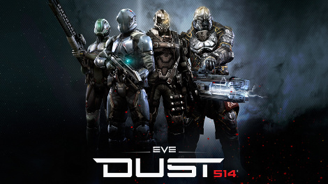 DUST 514™ Ensemble wallpaper preview and thumbnail