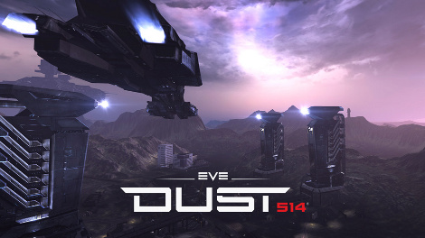 DUST 514™ Refinery wallpaper preview and thumbnail
