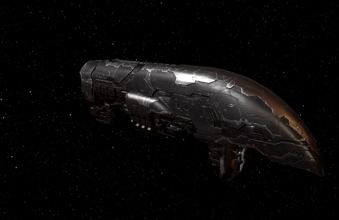 Eve Online Stratios Build