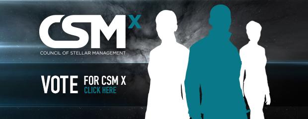 CSM X Vote Now
