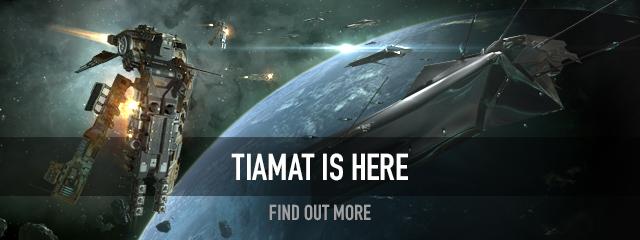 Tiamat is here