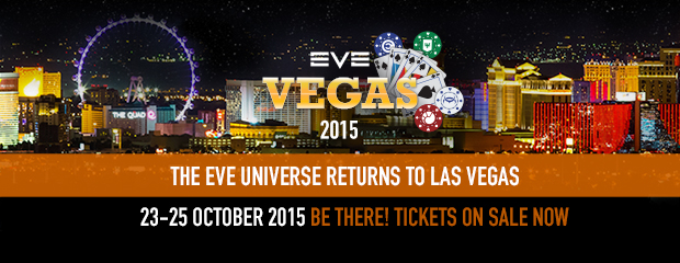 EVE Vegast tickets available 2015