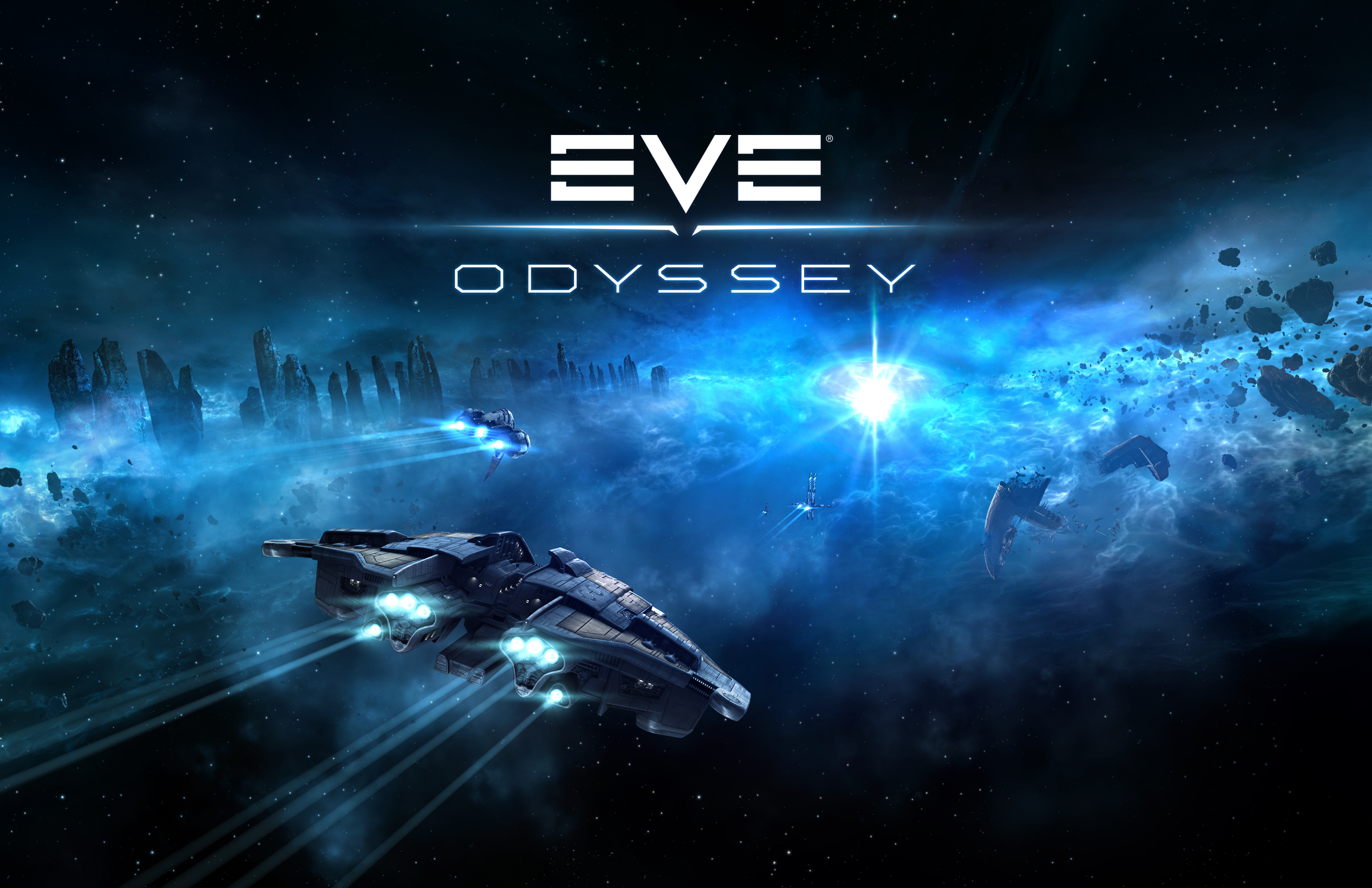 EVE Online: Odyssey - The 19th free expansion coming June