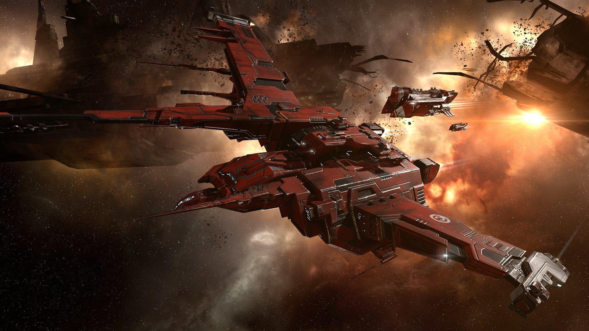 Caldari Ships Eve