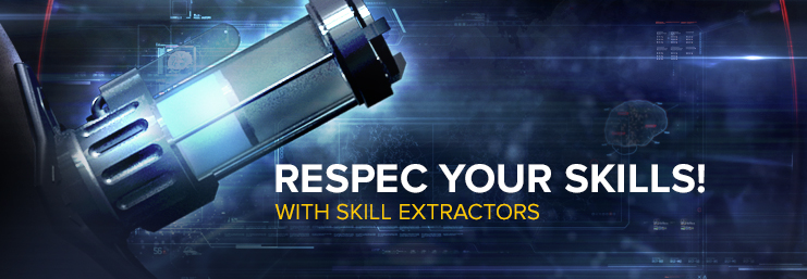 Skill Trading Extractors