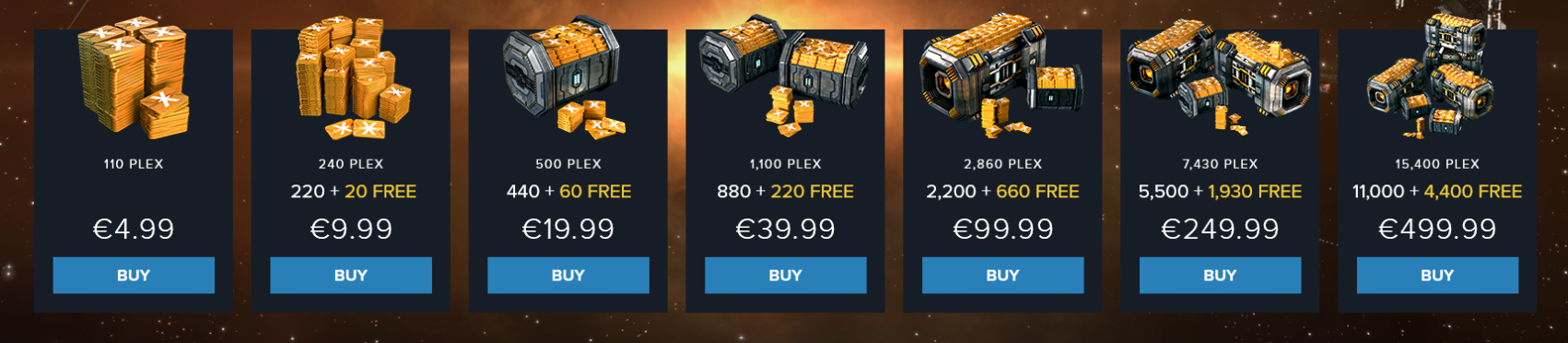 Eve Online Buy Plex With Isk