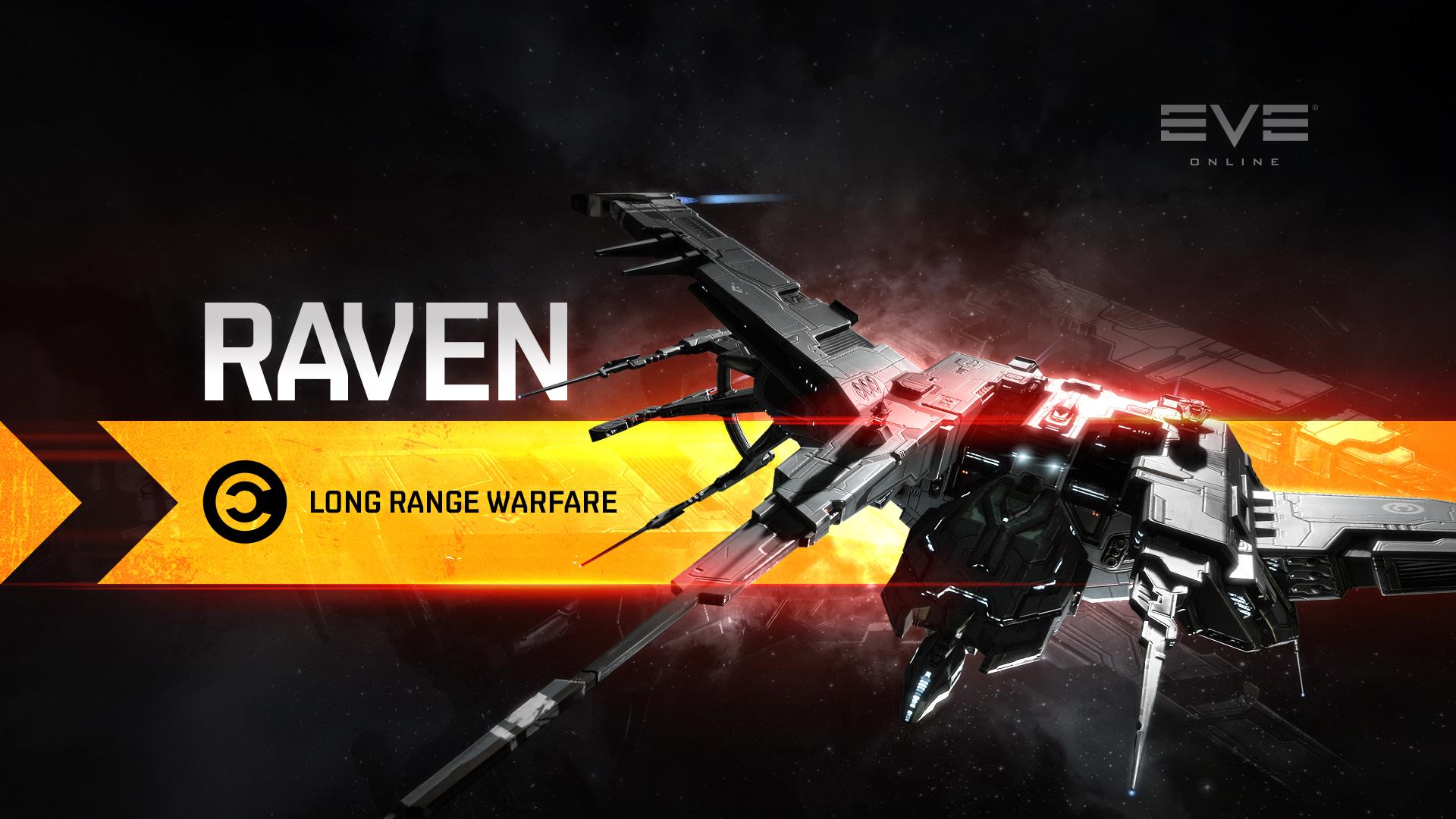 Eve Online Alpha Ship Spotlight Raven